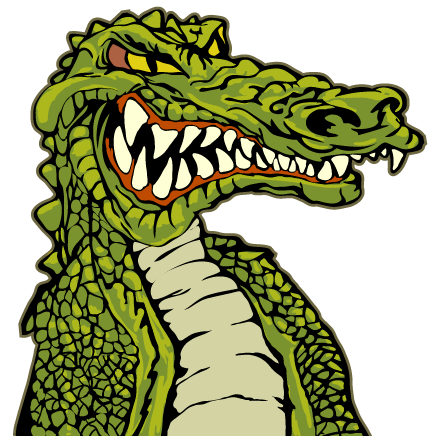 Gator Bait Airboat Adventures Logo