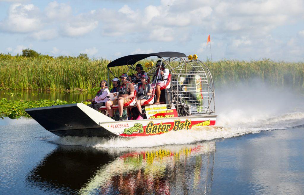 Gator Bait Airboat