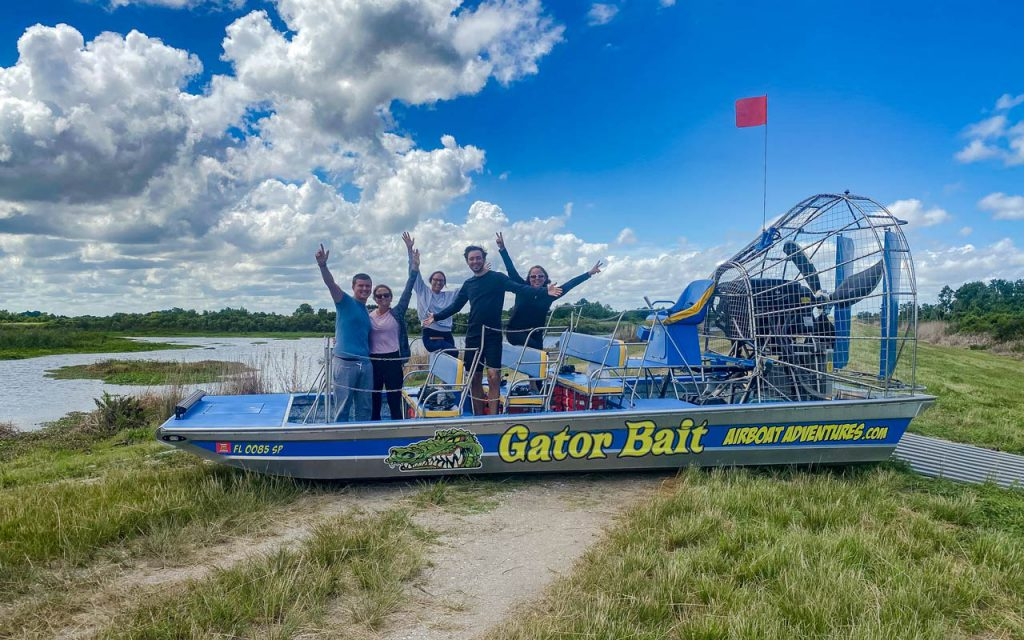 Gator Bait Airboat Adventures of Melbourne